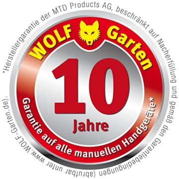 WOLF-Garten Amboss Astschere »Comfort Plus« POWER CUT** RS 750; 73AGA007650 -